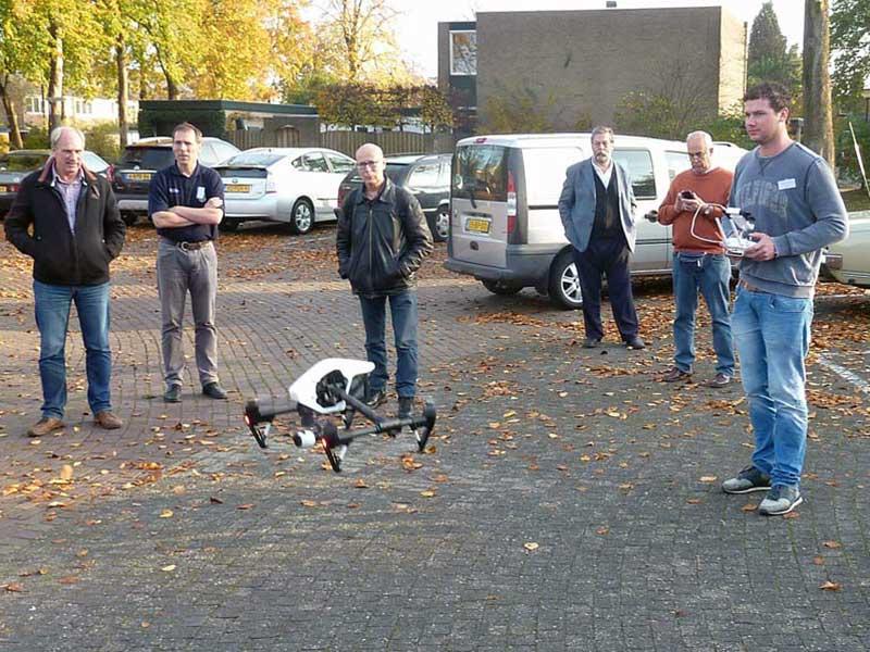 drone-start